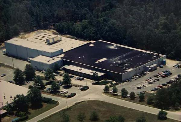 Aerial View of Southeastern Tool and Die, Inc.
