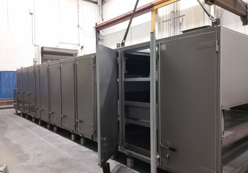 Multi Door Dryer