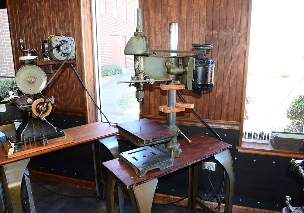 1940s Walker Turner Drill Press